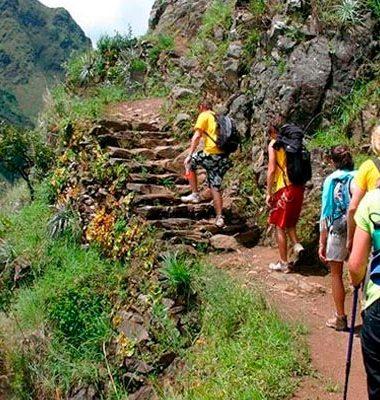 Camino Inca a Machupicchu 2D